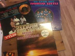 Classic R&B  LP Lot: Miracles/ Platters/ Little Anthony SOLI